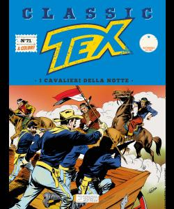 Tex Classic N.71 - I cavalieri della notte
