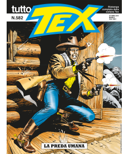 Tutto Tex N.582 - La preda umana