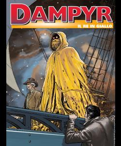 Dampyr N.235 - Il re in giallo