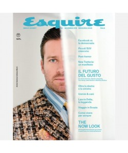 Esquire - Man at his best