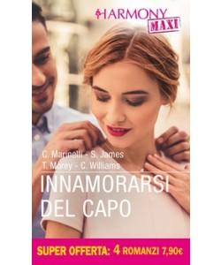 Harmony MAXI - Innamorarsi del capo Di Carol Marinelli, Susanne James, Trish Morey, Cathy Williams