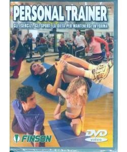 Personal trainer gli esercizi gli sport la dieta per mantenersi in forma (DVD Documentario)