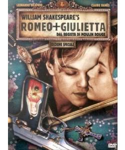 Romeo + Giulietta - Film DVD - Leonardo Di Caprio