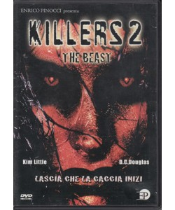 Killers 2 - The beast - Kim Little, D. C. Douglas - DVD