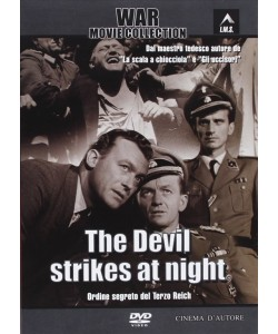 The devil strikes at night - Ordine segreto del III Reich