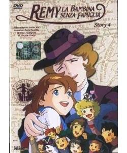 Remy La Bambina Senza Famiglia Story (DVD)