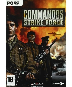 Commandos: Strike Force (PC GAME DVD-ROM)