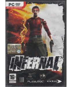 Infernal - PC GAME DVD-ROM