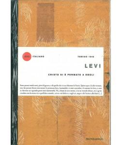 libro 900 italiano - Cristo si è fermato a Eboli di LEVI