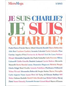 MICROMEGA 1/2015 - Je suis Charlie? Je suis Charli!