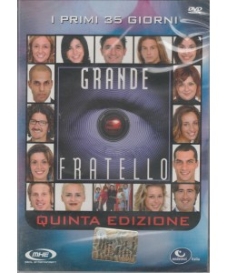 Grande Fratello Quinta Edizione - I primi 35 Giorni (DVD)