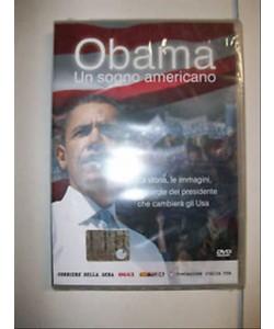 OBAMA UN SOGNO AMERICANO - DVD NUOVO SIGILLATO