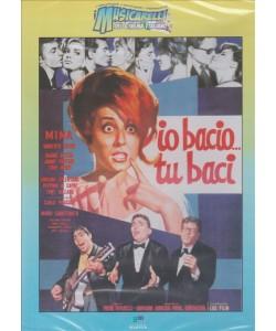 I Musicarelli del Cinema Italiano - Io bacio... Tu baci - Mina (DVD)