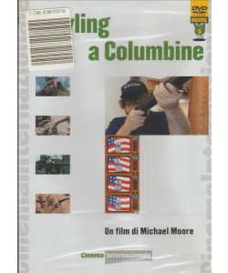 Bowling a Columbine, Michael Moore - Cinema Internazionale (DVD)