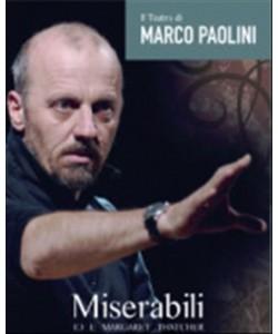 TEATRO DI MARCO PAOLINI MISERABILI IO E MARGARET THATCHER DVD N.1