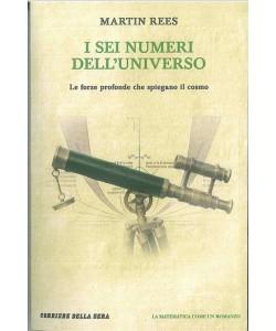 I sei numeri dell'universo di Martin Rees-Matematica come un Romanzo