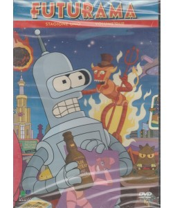 Futurama Stagione 1 Volume 2 - DVD