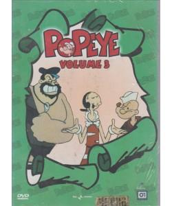 Popeye volume 3 - Braccio di ferro - DVD Cartoni animati