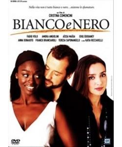 Bianco e nero con Fabio Volo, Ambra Angiolini - DVD