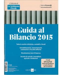 Guida al bilancio 2015 - Sistema Frizzera de Il Sole 24 Ore