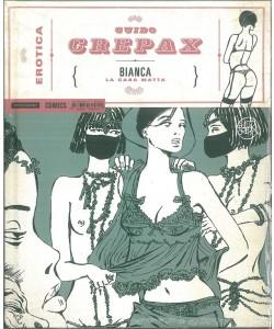 """""""BIANCA"""" la casa matta di Guido Crepax"""