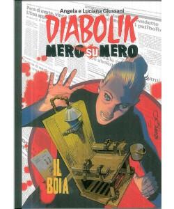 DIABOLIK NERO SU NERO - Il boia - vol.34