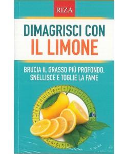 Dimagrisci con il limone - edizione RIZA