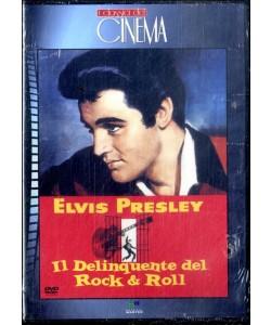 IL DELINQUENTE DEL ROCK & ROLL Elvis Presley DVD FILM