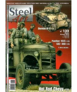 STEEL ART - mensile di modellismo nr.132 Dicembre 2014