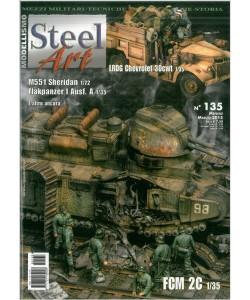 STEEL ART - mensile di modellismo nr.135 Marzo 2015