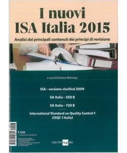 I nuovi ISA Italia 2015 -a cura di G.Matranga-ediz.Gruppo 24 Ore