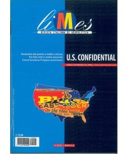 LIMES rivista italiana di Geopolitica-n.04/2015 U.S. Confidenzial
