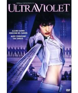 Ultraviolet - Milla Jovovich - DVD