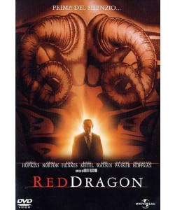 Red Dragon - Anthony Hopkins - DVD