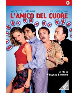 L' Amico Del Cuore - Vincenzo Salemme - DVD