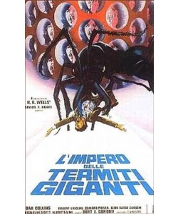 L' Impero Delle Termiti Giganti - Joan Collins -DVD