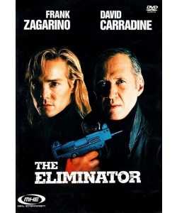 The eliminator - David Carradine - DVD
