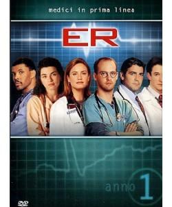 E.R. - Medici In Prima Linea - Stagione 01 - Episodi 1-2 - DVD