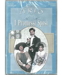 Il Trio (solenghi -Marchesini-Lopez)-I Promessi Sposi-DVD-Seconda Parte