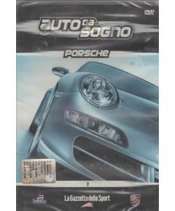 Auto da sogno : Porsche - La Gazzetta dello Sport N° 1