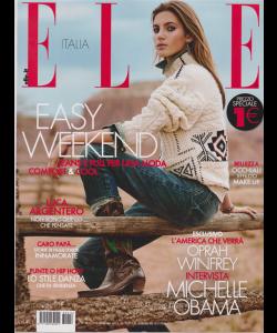 Elle Italia - n. 14 - 24/11/2018 - settimanale -