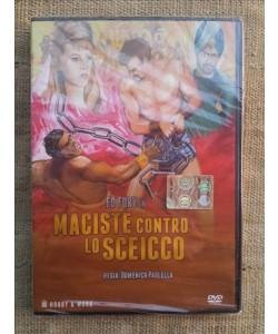 Maciste contro lo Sceicco - con Ed Fury, di D. Paolella - DVD