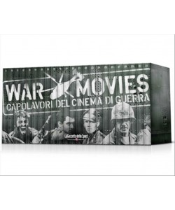War Movies n.21 - Clint Eastwood - Gunny- DVD Capolavori del cinema di guerra