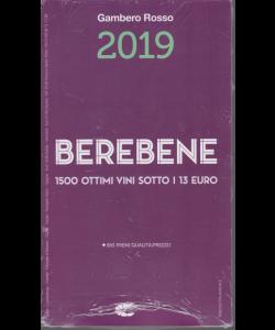 Gambero rosso 2019 - Berebene - annuale - 24/11/2018