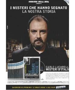 MISTERI D'ITALIA- LE BRIGATE ROSSE - CARLO LUCARELLI  (Seconda parte) - DVD