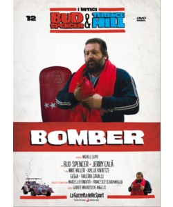 BUD SPENCER E TERENCE HILL - BOMBER - FILM DVD