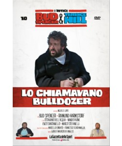 BUD SPENCER E TERENCE HILL - LO CHIAMAVANO BULLDOZER - FILM DVD