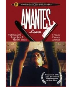 Amantes (1991) - VM18 - DVD