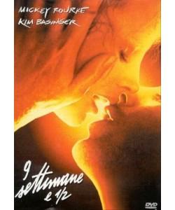 9 settimane e 1/2 - Kim Basinger - DVD