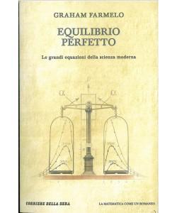 EQUILIBRIO PERFETTO di Graham Farmelo-coll.La Matematica Come Un Romanzo